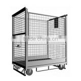 Wholesale Wire Baskets Foldable and Stackable cages
