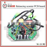 2016 nwest two wheel self balancing scooter control board for samrt electric balancing car with bluetooth