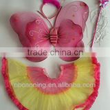 fantasy fairy wings/wholesale carnival butterfly wing/ artificial angle wing set