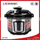 Liven 4L Electric Pressure Cooker DNG-4002