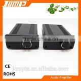 High quality aluminum enclosure 20W desktop power audio amplifier stereo                                                                         Quality Choice