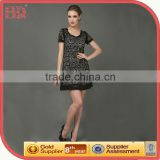 african bazin clothing for woman factory supplier china guangzhou wedding dress short sexy black lace evening dresses