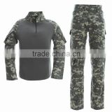 Uniforms tactical response uniform 1/4 zip combat shirt and pants all terain digital color