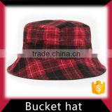 Plain Bucket Hat with String Wholesale