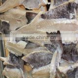 High quality dried salted cod fish