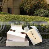 Accept custom order and embossing, glossy/matt lamination printing handling cardboard custom cosmetic boxes