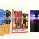 Infrared Air Guitar With Light Cool Instrument Kid Toys