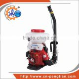 Hot Sale 14L Knapsack Motorized Mist Duster Mist Blower