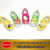 new fashion designer casual baby sports canvas cartoon shoes for kid                                                                         Quality Choice