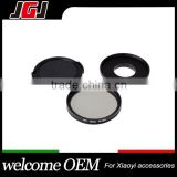 Accessories Camera 37mm CPL Filter Set Circular Polarizer Adapter With Lens Cap