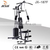 multi fitness machine with leg extension