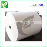 food grade one side pe coated paper in roll/paper in sheet for paper cup, paper cup raw material