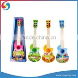 DD0551610 wholesale kids musical instruments plastic colorful 21-inch six-string guitar toy                                                                         Quality Choice