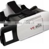 hot selling 3D multimedia video glasses, 3D VR for smartphones
