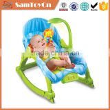 Multifunctional baby rocker electric baby bouncer chairs