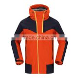 2016 New design outdoor waterproof jacket,OEM high quality breathable raincoats jacket                                                                                                         Supplier's Choice