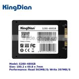 KingDian Solid State Drive S280 480GB 2.5' SATAIII MLC SSD For PC external hard drive 1tb