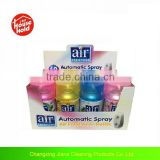 tinplate can perfumes and fragrances automatic air freshener