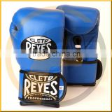 Leather Cleto Reyes boxing gloves/Good Printed Cowhide Leather Boxing Gloves,grant boxing gloves,design your own boxing gloves,w