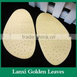 Factory sell comfatable shock absorption heel cup shoes insole pu foot care hot sell back heel cushion