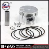 52.4MM 13MM Piston Rings Kit 110cc ATV Dirt Pit Bikes Kazuma SunL Taotao Lifan ZongShen Loncin