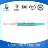 Green House wiring copper conductor PVC Insulated flexible electric connecting wire and cable -BVR(4mm2)