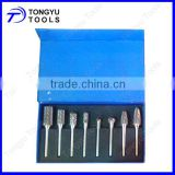 8pcs Carbide Rotary Burr set