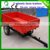 Best quanlity small cargo trailer for sale