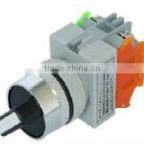 Selector Actuator,selector switch ,rotary switch,KD37-11X/2 two position ,20X/3 three positon