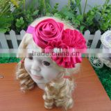 2013 Fashion Baby Headband Flower Head Band for Baby Baby Hair Accessories Kids Hair Band Children Hair Accessories