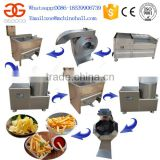 Small French Fries Production Line Frozen French Fries Making Machine French Fries Machine Price