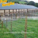 galvanized field fence / soccer field fence
