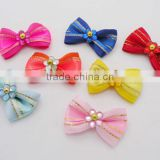 Daily basic kids hair ribbon bows