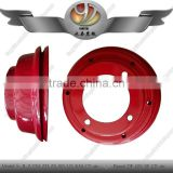 Agricultural machinery tractor spare parts of wheel rim , ZH1110 wheel rim