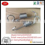 customized Industrial application tension spring clips,spring manufacturer