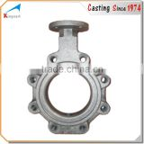 PED certificate valve casting