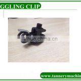 large size cast aluminium clamp