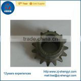 Manufacturer produce 40Cr material truck parts sprocket