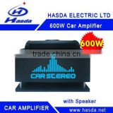High digital Car Amplifier of 600W