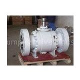 Forged Steel Ball Valve , ASTM A105 Metal Sealed  Ball Valve , 8\'\' DN 50 - DN 900 1500Lb For Oil / G