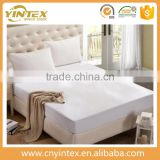 Plain Style Wholesale Fitted Sheet Waterproof Mattress Protector