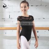 Kids Teenager Dance Ballet Lace Leotard