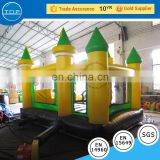 China factory slide inflatable commercial bounce house with great price