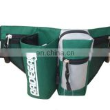 2014 Fashionable top quality nylon luggage bag belt waist bag