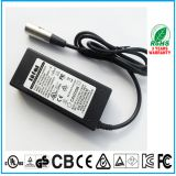 Hot sale 36v li-ion battery charger for electrombile golf cart 42v 1a ebike charger