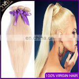 Top Hair Extensions 613 Brazilian Remy Hair Straight Honey Blonde Brazilian Hair