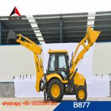 2019 SDLG new backhoe loader B877F