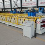 IBR Double Galvanized Roof Steel Corrugating Machine