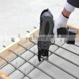 Cordless power tools Automatic Rebar tying machine rebar tier