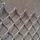 Vinyl Coated Chain Link Fence Construction 1.0-3.0mm Wire Diameter